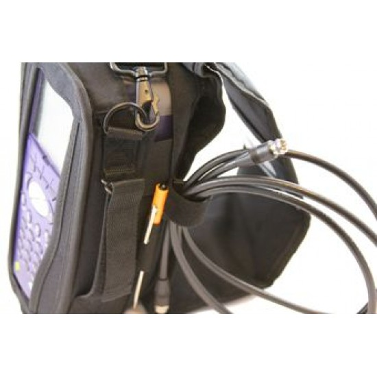 Meter Bag Small for JDSU DSAM D-3 modem meter with std or extended battery