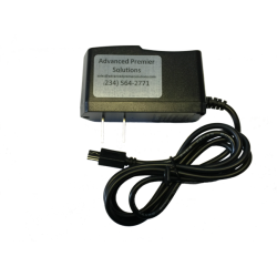 Charger, AC Wall Type for Comsonics QAM Sniffer Leakage Detector