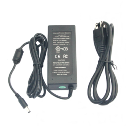 Charger, AC, Wall type, for VeEx Meters CX110, CX120, CX150 & CX180 models